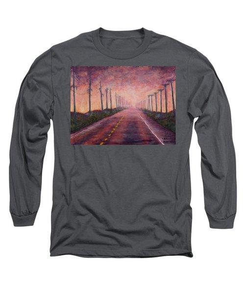 Towards Light Long Sleeve T-Shirt