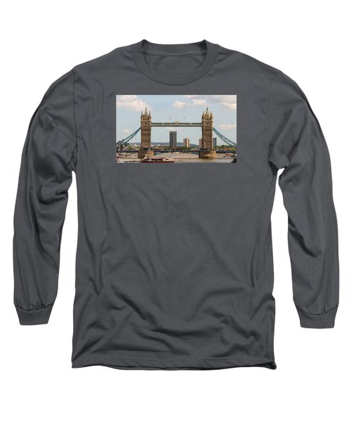 Tower Bridge C Long Sleeve T-Shirt