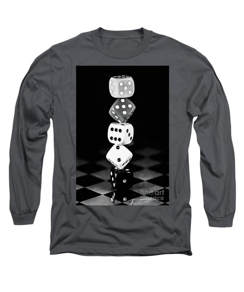 Tower Dice  Long Sleeve T-Shirt