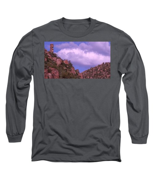 Tower Mountain Long Sleeve T-Shirt
