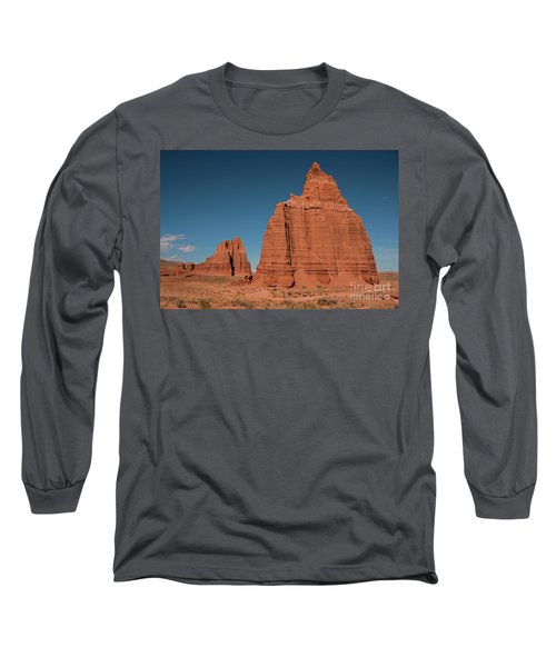 Tower Of The Sun And Moon Long Sleeve T-Shirt
