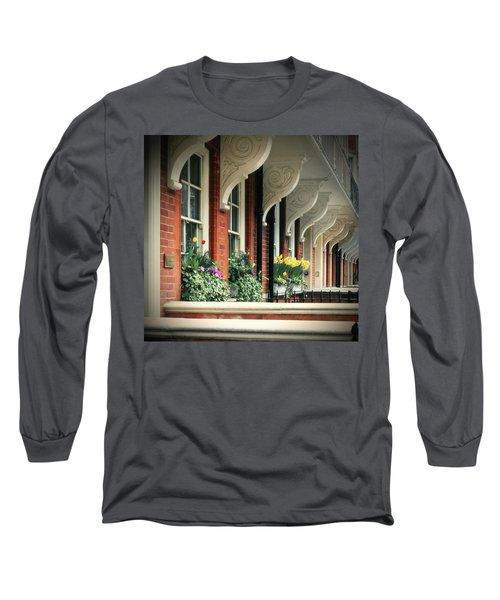 Townhouse Row - London Long Sleeve T-Shirt