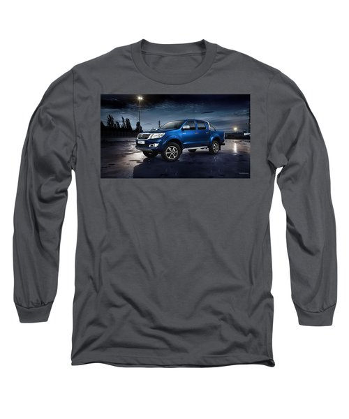 Toyota Hilux Long Sleeve T-Shirt