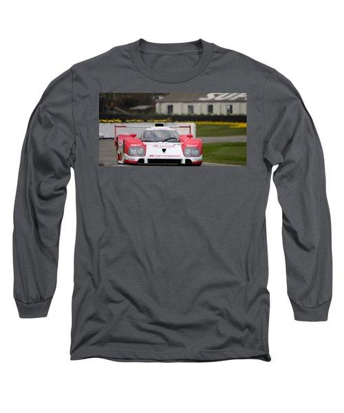 Toyota Ts010  Long Sleeve T-Shirt