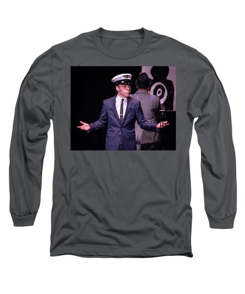 Tpa097 Long Sleeve T-Shirt