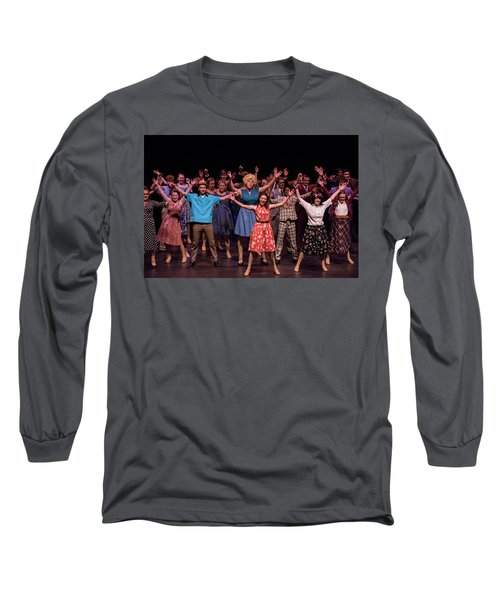 Tpa099 Long Sleeve T-Shirt