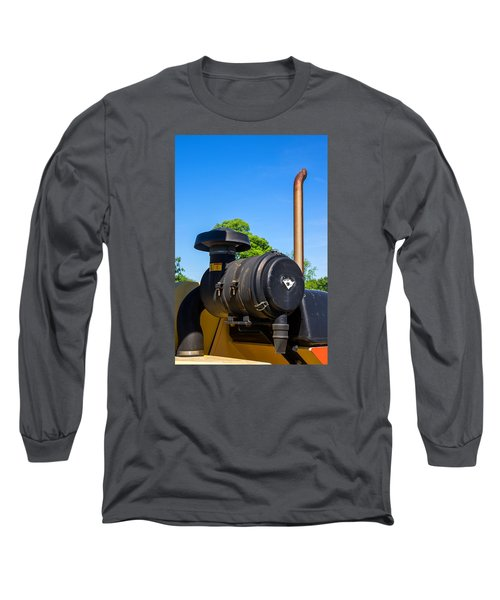 Tractor Pipe Long Sleeve T-Shirt