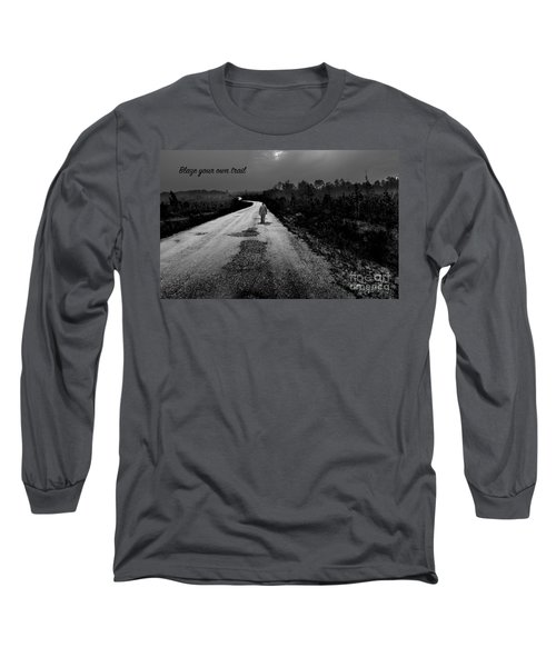 Trail Blazer Long Sleeve T-Shirt