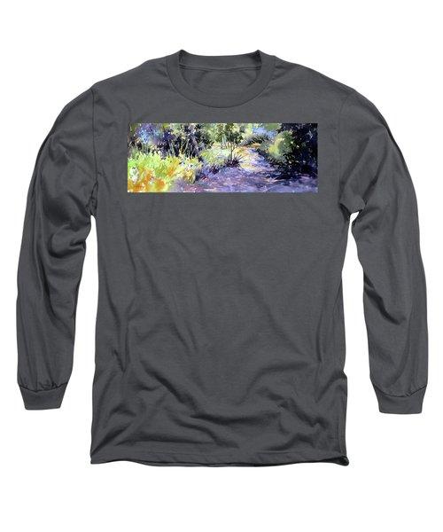 Trail Shadows Long Sleeve T-Shirt