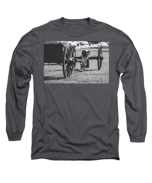 Trailer And Canon Long Sleeve T-Shirt