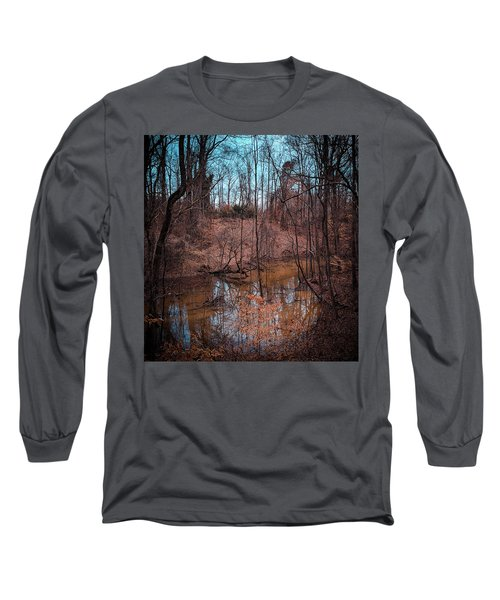 Trailing Creek Long Sleeve T-Shirt