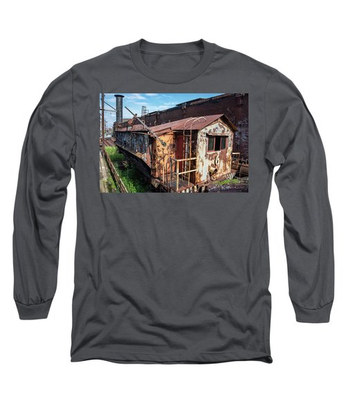 Train 6 In Color Long Sleeve T-Shirt