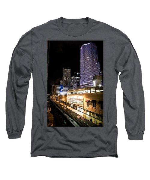 Train Station Long Sleeve T-Shirt