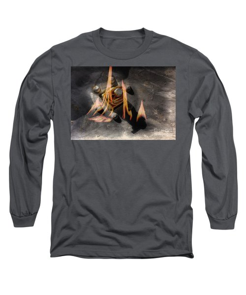 Train Wreck Long Sleeve T-Shirt