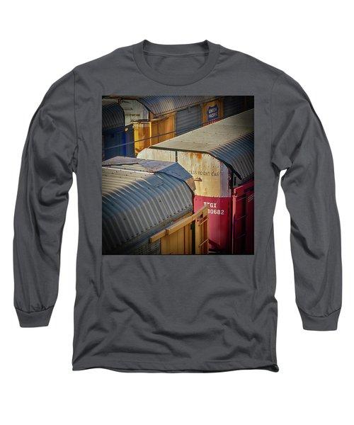 Trains - Nashville Long Sleeve T-Shirt