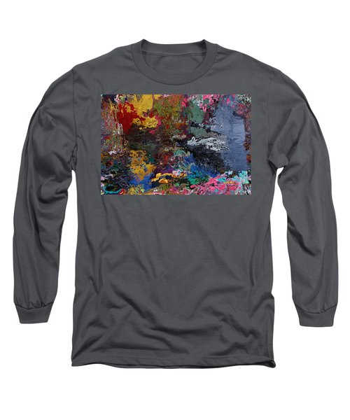Tranquil Escape-1 Long Sleeve T-Shirt