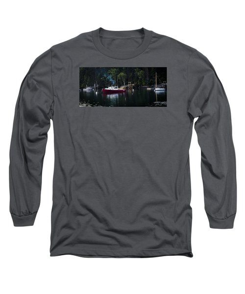 Tranquil Morning Long Sleeve T-Shirt