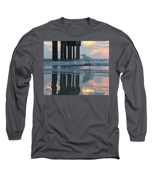 Tranquil Reflections Long Sleeve T-Shirt