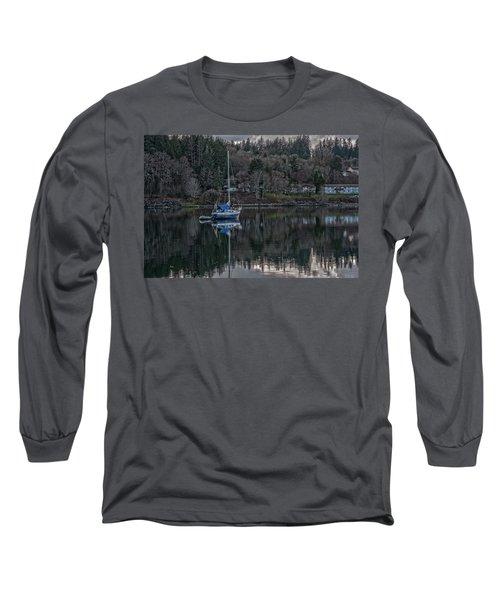 Tranquility 9 Long Sleeve T-Shirt