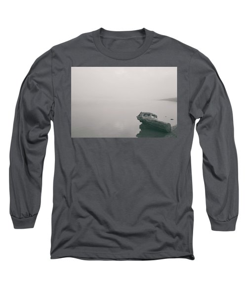 Tranquility By The River Long Sleeve T-Shirt