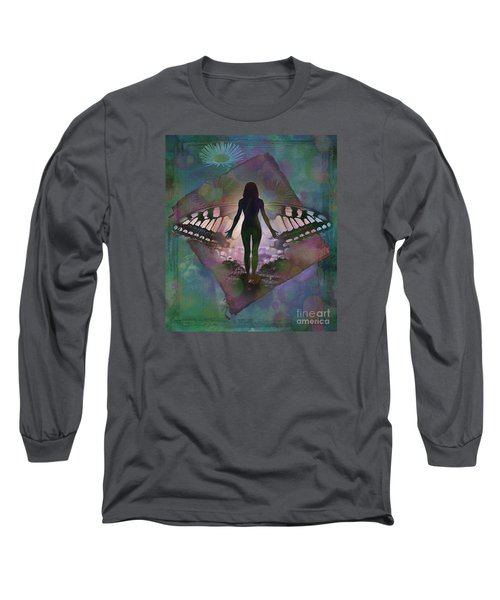 Transcend 2015 Long Sleeve T-Shirt