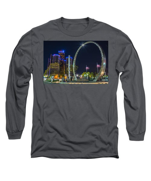 Transcend Detroit  Long Sleeve T-Shirt