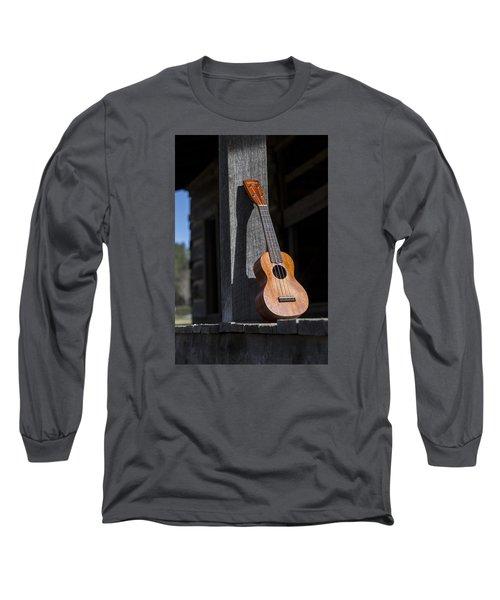 Travel Light Long Sleeve T-Shirt
