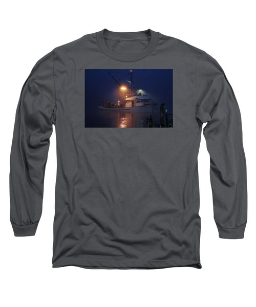 Traveler Bait Boat Long Sleeve T-Shirt