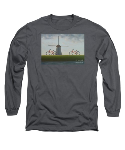 Traveling In Holland Long Sleeve T-Shirt