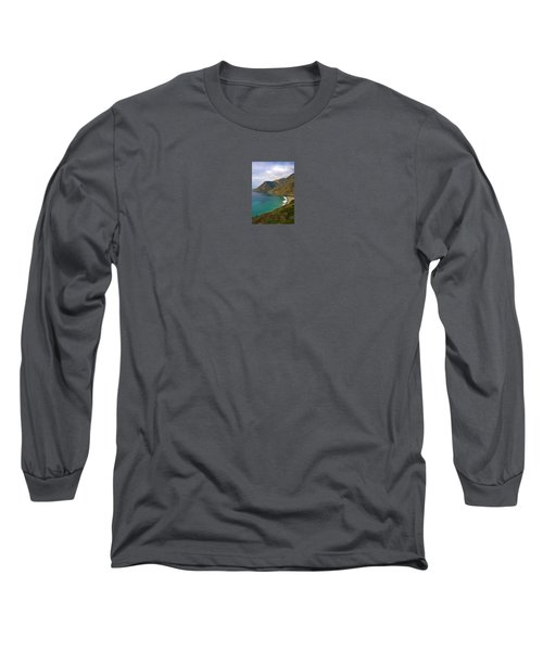 Traveling The One Long Sleeve T-Shirt