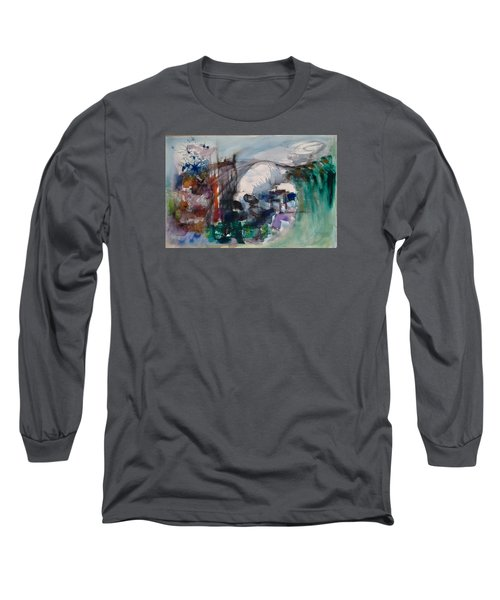 Travels Long Sleeve T-Shirt