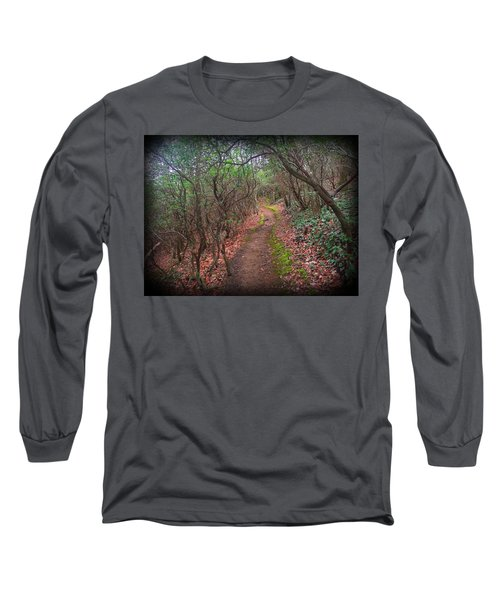 Tray Mountain Long Sleeve T-Shirt