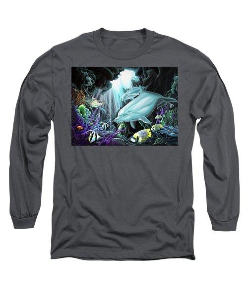 Treasure Hunter Long Sleeve T-Shirt
