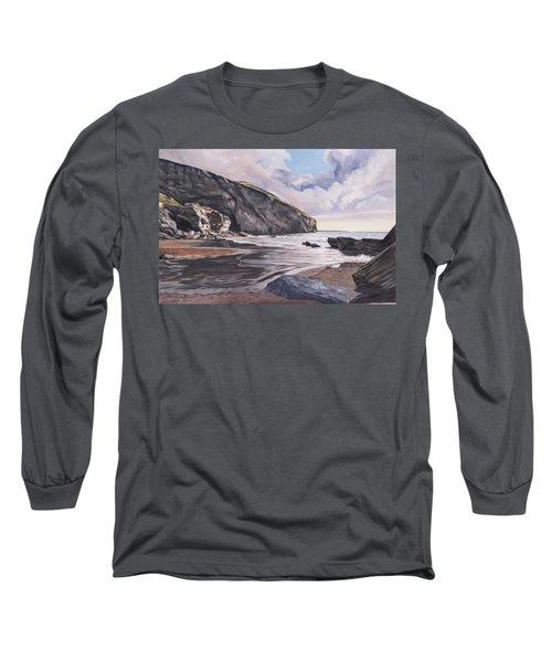 Trebarwith Strand Long Sleeve T-Shirt