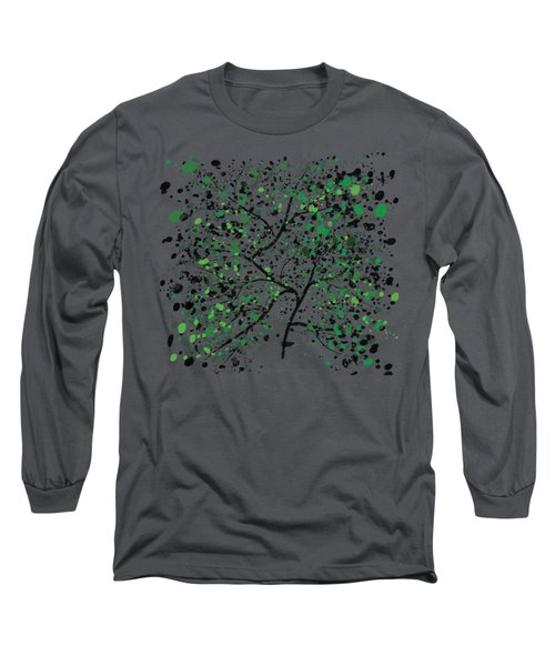 Tree Branches Long Sleeve T-Shirt
