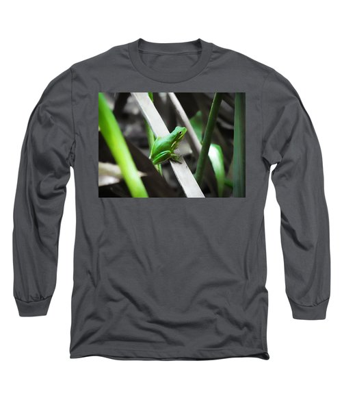 Tree Frog Long Sleeve T-Shirt