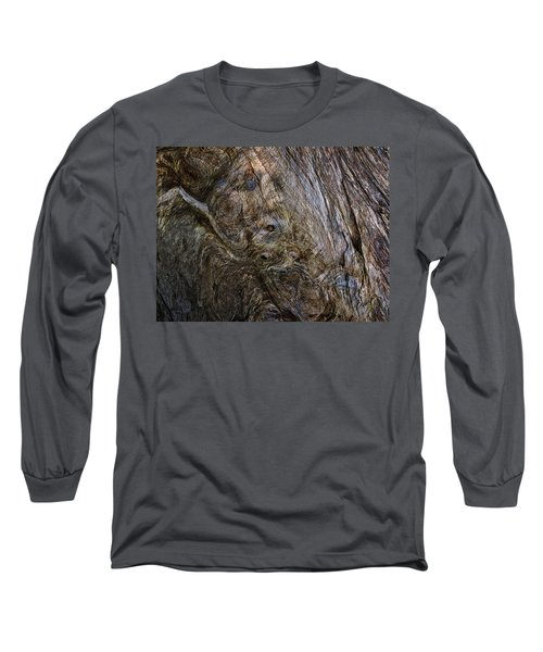 Long Sleeve T-Shirt featuring the photograph Tree Memories # 19 by Ed Hall
