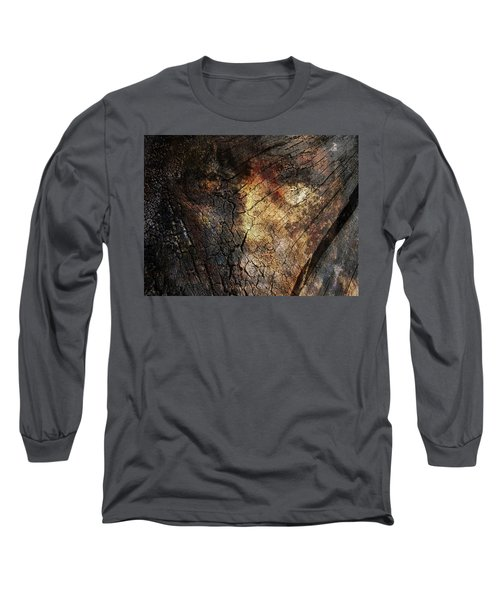 Long Sleeve T-Shirt featuring the photograph Tree Memories # 21 by Ed Hall
