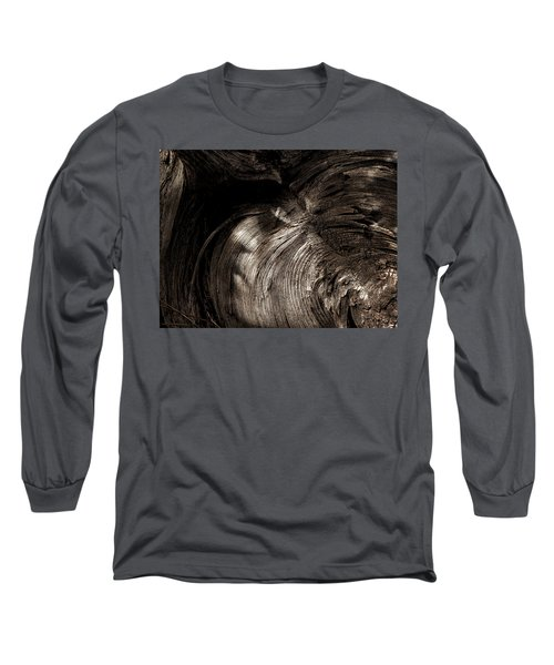 Long Sleeve T-Shirt featuring the photograph Tree Memories # 31 by Ed Hall