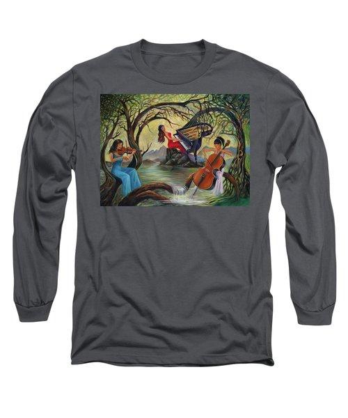 Tree O Long Sleeve T-Shirt