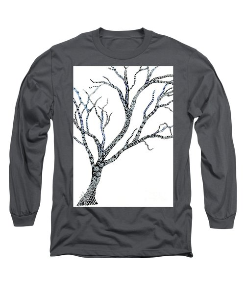 Tree Of Strength Long Sleeve T-Shirt
