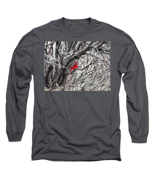 Tree Ornament Long Sleeve T-Shirt