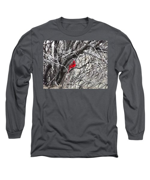 Tree Ornament Long Sleeve T-Shirt
