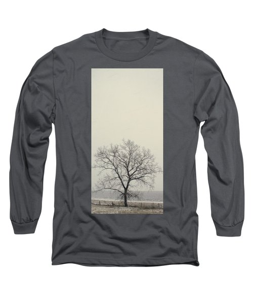 Long Sleeve T-Shirt featuring the photograph Tree#1 by Susan Crossman Buscho