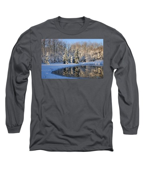Treeflections Long Sleeve T-Shirt