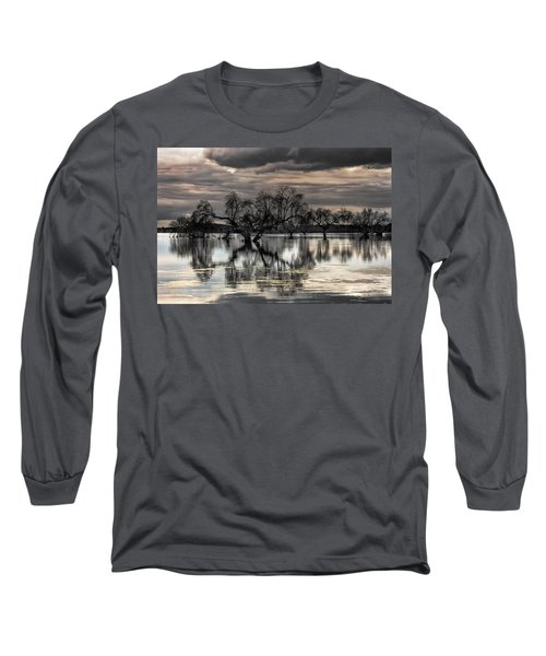 Trees Dream Long Sleeve T-Shirt