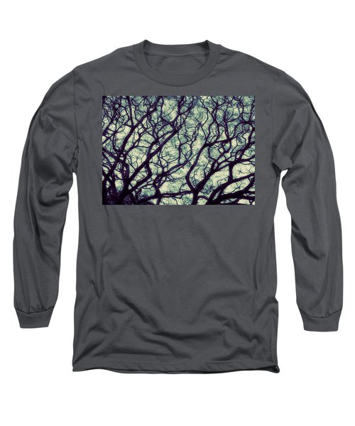 Trees Long Sleeve T-Shirt by Ranjini Kandasamy