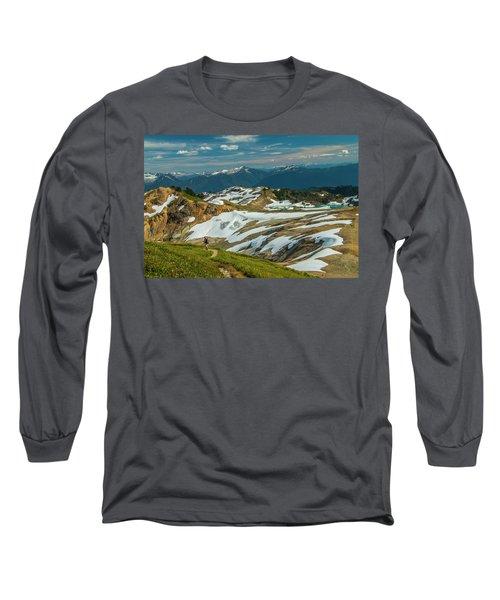 Trekking Ptarmigan Ridge Long Sleeve T-Shirt