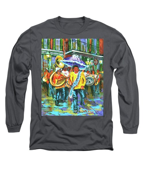 Treme Brass Band Long Sleeve T-Shirt