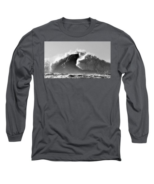 Tremendous Long Sleeve T-Shirt by Sheila Ping